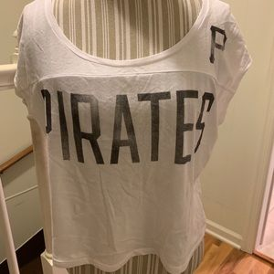 Pittsburgh pirates Victoria's Secret pink T-shirt
